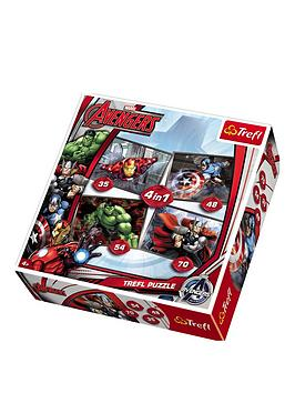 the-avengers-4-in-1-avengers-puzzle