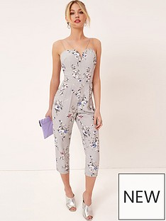girls-on-film-strappy-printed-jumpsuit-grey