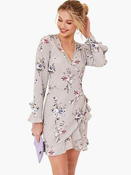 girls-on-film-printed-wrap-dress
