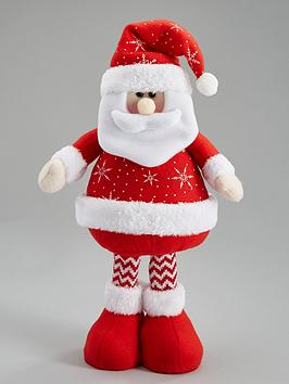 16-inch-red-standing-santa-christmas-decoration