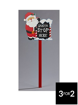 santa-please-stop-here-sign