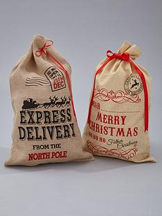 festive-hessian-christmas-present-sacks-2-pack