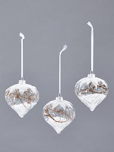 glass-onion-snowy-christmas-tree-decorations-pack-of-3