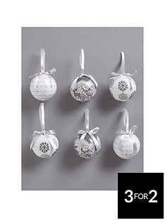 decoupage-christmas-baubles-grey-set-of-14
