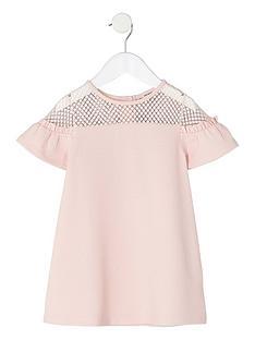 river-island-mini-girls-pink-lace-ruffle-sleeve-dress