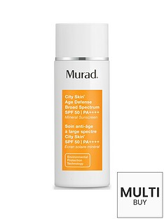 murad-free-giftnbspmurad-city-skin-broad-spectrum-spfnbspamp-free-murad-skincare-set-worth-over-pound55