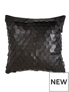 myleene-klass-laser-cut-leather-cushion