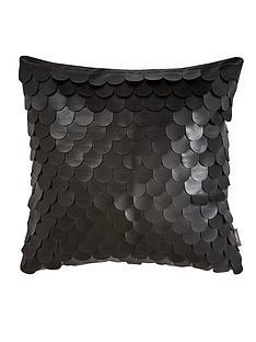 myleene-klass-laser-cut-leather-look-cushion