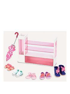 our-generation-sort-a-shoe-set