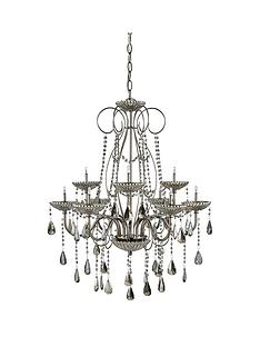 luxe-collection-gabriella-black-chrome-amp-crystal-9-light-chandalier