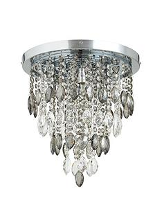 ideal-home-brione-flush-two-tone-crystal-chandelier