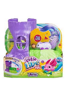 little-live-pets-fluffy-friends-playset