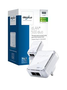 devolo-dlan-powerline-500-duo-add-on-adapter