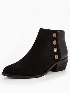 dune-panella-stud-detail-ankle-boot