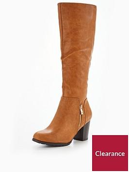 wallis-hayden-side-zip-knee-boot