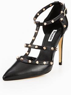 dune-daenerys-high-studded-court-shoe-black
