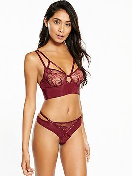 ann-summers-karly-stud-thong-red