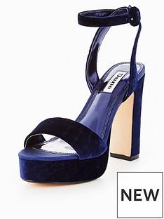 dune-morriseynbspreptile-velvet-sandal