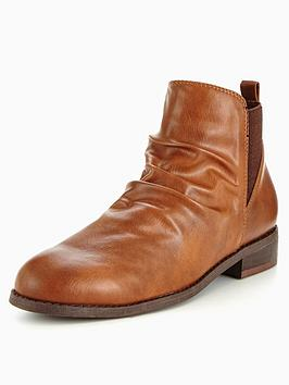 head-over-heels-head-over-heels-piaa-ruched-chelsea-ankle-boot