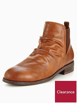 head-over-heels-head-over-heels-piaa-ruched-chelsea-ankle-boot
