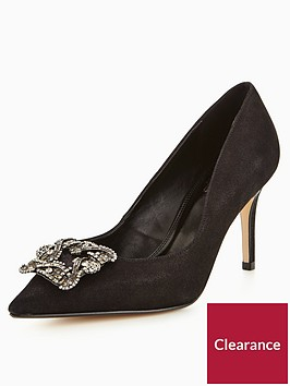 dune-london-dune-betti-wide-fit-brooch-mid-heel-court