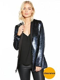 v-by-very-sequin-tux-blazer