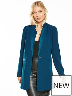 v-by-very-longline-satin-trim-edge-jacket