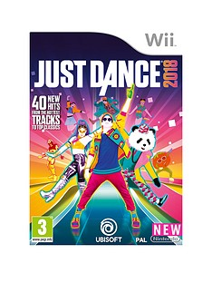 nintendo-wii-just-dance-2018-wii