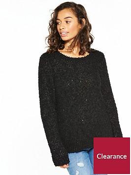 vero-moda-vero-moda-petite-stardust-long-sleeve-jumper