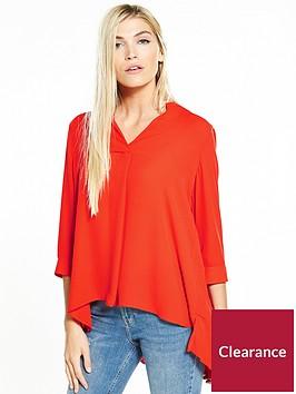 vero-moda-34-sleeve-floaty-topnbsp