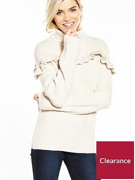 yas-andrea-knit-top-cream