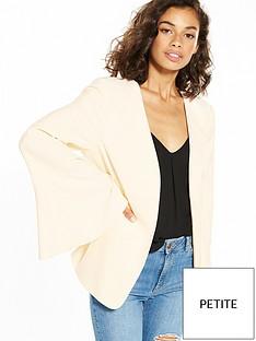 vero-moda-petite-fenya-bell-sleeve-blazer