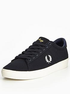 fred-perry-spencer-canvas