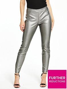 vero-moda-vero-moda-petite-sevena-slim-metal-legging