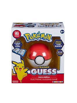 Image of Pokemon Guess