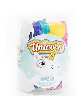 unicorn-shower-cap