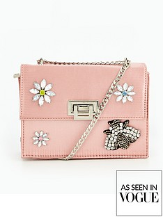 v-by-very-flower-and-bumble-bee-embellished-crossbody