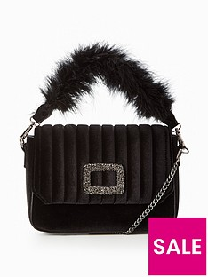 v-by-very-statement-feather-handle-bag