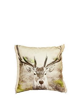 arthouse-stag-cushion