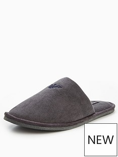 emporio-armani-velvet-mule-slipper