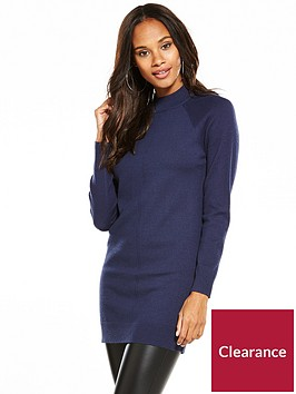 v-by-very-rib-hem-tunic-jumper