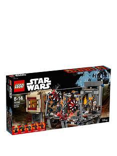 LEGO Star Wars 75180RathtarEscape
