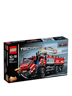 lego-technic-42068nbspairport-rescue-vehicle