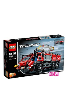 lego-technic-42068nbspairport-rescue-vehicle