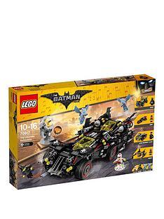 LEGO The Batman Movie 70917 The Ultimate Batmobile