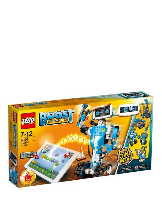 LEGO Creator 17101 BOOST Creative Toolbox | very.co.uk