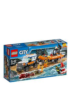 LEGO City Coast Guard 4x4 Response Unit60165