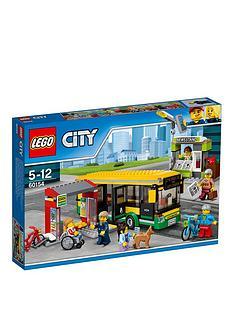 LEGO City 60154 Town Bus Station