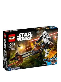 lego-star-wars-lego-constraction-star-wars-scout-troopertrade-amp-speeder-biketrade
