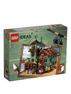LEGO Ideas 21310Old Fishing Store